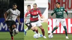 LANCE! elege a seleção do primeiro turno do Brasileirão