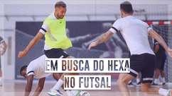 No futsal, Brasil em vai em busca do hexa na Copa do Mundo