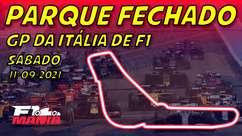 Parque Fechado: a Corrida de Qualificação do GP da Itália