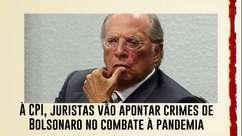 À CPI, juristas vão apontar crimes de Bolsonaro no combate à pandemia