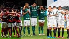 Top 10 dos clubes com as maiores receitas do futebol brasileiro