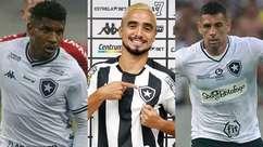 Rafael é o novo camisa 7 do Botafogo! Relembre os últimos jogadores que usaram o mítico número do Glorioso
