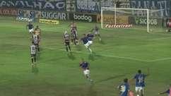 CRUZEIRO: Mão na bola? Veja gol anulado de Marcelo Moreno no empate contra o Operário