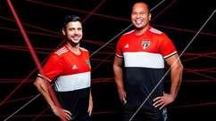 Veja todas as terceiras camisas do São Paulo na história
