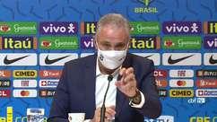 """SELEÇÃO: Tite reforça torcida por Philippe Coutinho: """"Torço para que ele retome o padrão normal dele"""""""