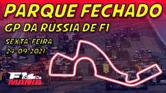 Parque Fechado: treinos da F1 para o GP da Rússia