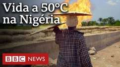 Os gases tóxicos que ameaçam milhões na Nigéria