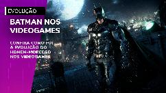 Batman nos videogames