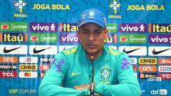 """SELEÇÃO: Guilherme Arana ressalta importância das Olimpíadas: """"Foi uma excelente vitrine"""""""