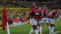 Os clubes brasileiros que mais disputaram decisões continentais