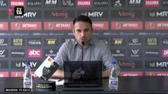 ATLÉTICO-MG: Rodrigo Caetano declara que o Galo já entrou em contato, por meio judiciais, para obter os áudios da conversa entre arbitragem de vídeo e do campo