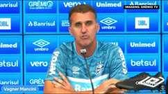 GRÊMIO: Mancini espera tirar vantagem da experiência vivida no Corinthians na última temporada e aposta na reação gremista para sair do Z4