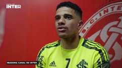 """INTERNACIONAL: Taison vê duelo contra o RB Bragantino como uma final e conta com o fator casa para conquistar os três pontos: """"Temos que nos impor para conseguir a vitória"""""""