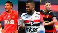 Jemerson fechou com novo time e saiu da lista: saiba os 18 jogadores brasileiros mais valiosos sem clube
