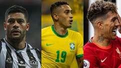 Veja 15 jogadores que saíram cedo do país e fizeram sucesso na Europa