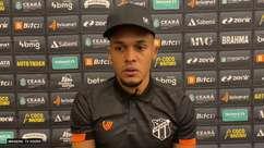 """CEARÁ: Bruno Pacheco exalta a importância de semana com menos jogos e mais tempo para treinar: """"Desgaste de jogos e viagens são muito grandes"""""""