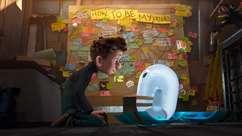 'Ron Bugado' ilustra impacto da tecnologia nas crianças