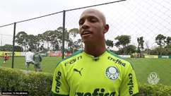 """PALMEIRAS: Danilo fala sobre importância do jogo contra o Grêmio: """"Jogo difícil por ser na Arena deles, e se vencermos continuamos ali na briga"""""""