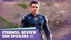 'Eternos' é um erro da Marvel?