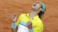 Nadal bate Djokovic e fatura título em Roma
