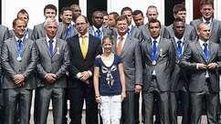 Primeiro-ministro parabeniza seleção holandesa