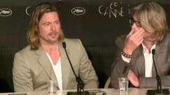 Brad Pitt fala de boatos sobre seu casamento com Jolie