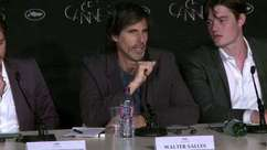 Walter Salles apresenta 'Na Estrada' em Cannes