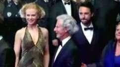 Santoro e decote de Nicole Kidman chamam atenção em Cannes