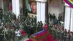 Ministro descarta opção de embalsamar corpo de Chávez