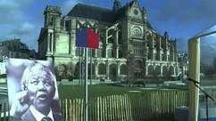 Paris inaugura jardim em homenagem a Mandela