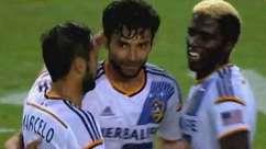 Veja os gols de LA Galaxy 2 x 2 Seattle Sounders pela MLS
