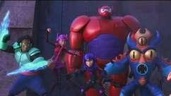 Criador da Marvel, Stan Lee vira animação da Disney em Big Hero