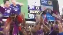 Kaká celebra gol em estreia no futebol dos Estados Unidos