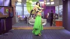 Exóticos: bailarina revela rotina de convivência com pítons