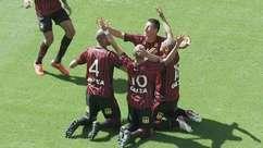 Veja o gol de Palmeiras 0 x 1 Atlético-PR pelo Brasileiro
