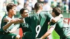 Campeonato Brasileiro: veja os gols de Coritiba 1 x 1 Goiás