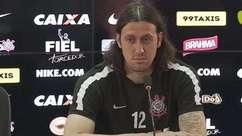 Para Cássio, desempenho em casa é base para passar Atlético