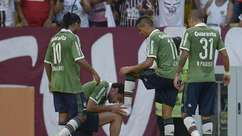 Veja os gols de Fluminense 2 x 1 Figueirense pelo Brasileiro