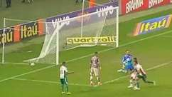 Veja os gols de Fluminense 1 x 4 Palmeiras pelo Brasileiro