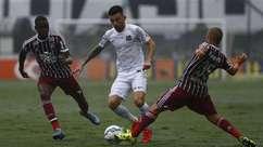Veja os gols de Santos 3 x 1 Fluminense pelo Brasileiro
