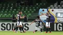Veja os gols de Coritiba 0 x 3 Atlético-MG pelo Brasileiro