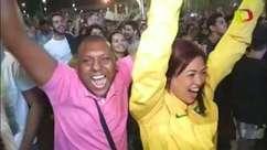 """Brasil bate """"estraga prazeres"""" Alemanha nos pênaltis"""