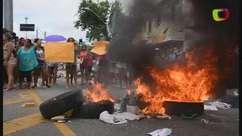 Espírito Santo registra mais de 80 mortes em greve da PM