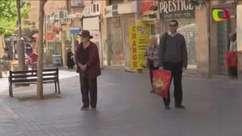 Israel para para lembrar as vítimas do Holocausto