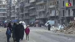 Quase meio milhão de sírios retornam para casa, diz ONU