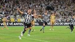 Veja os gols da vitória do Botafogo sobre o Sport