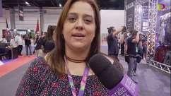 CCXP e os Quadrinhos nacionais com Adriana Melo