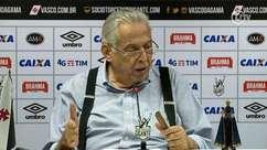 Eurico fala sobre possibilidade de pedir nova eleição no Vasco