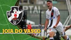 Paulinho avalia evolução física e mira títulos do Vasco