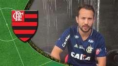 Everton Ribeiro fala sobre escolha pelo Fla, Libertadores e Seleção